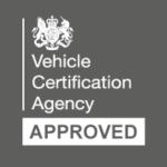 vehicle certfication agency logo