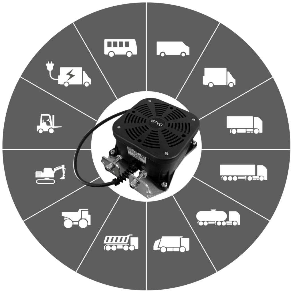 cvas vehicle circle